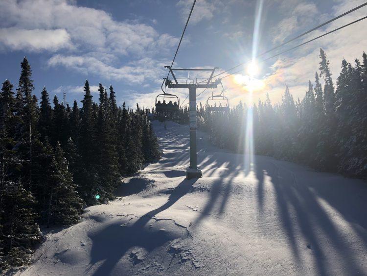 Mont Édouard-Terrain de jeu incroyable-29/12/2019