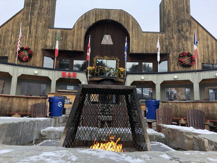 Sommet Saint-Sauveur – Le récit d'un fameux vendredi – 13 décembre 2019