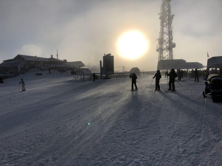 Tremblant-Un froid sibérien-19 décembre 2019
