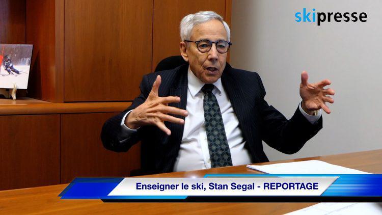 Enseigner le ski, Stan Segal – REPORTAGE