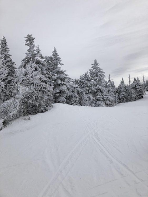 Bromont montagne d'expérience – Conditions incroyables! – 22 décembre 2019