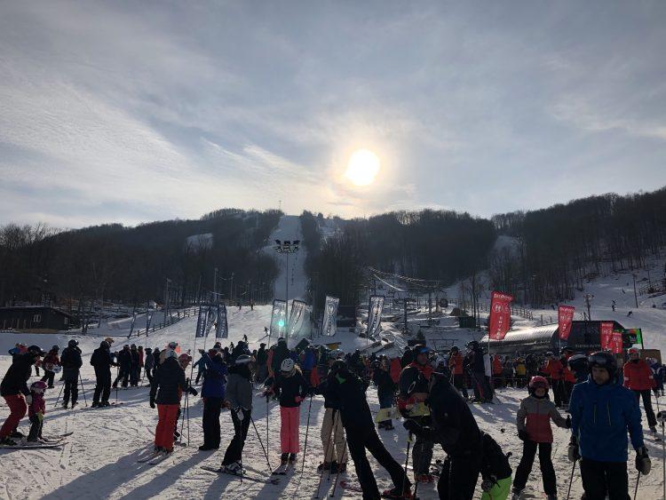 Bromont-Doux début de vacances-22 décembre 2019