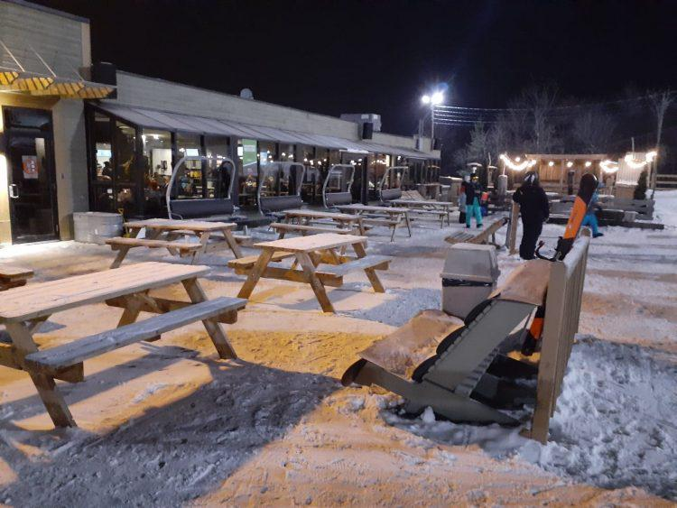 Mont Saint-Bruno – Du beau ski si près de Montréal! – 6 décembre 2019