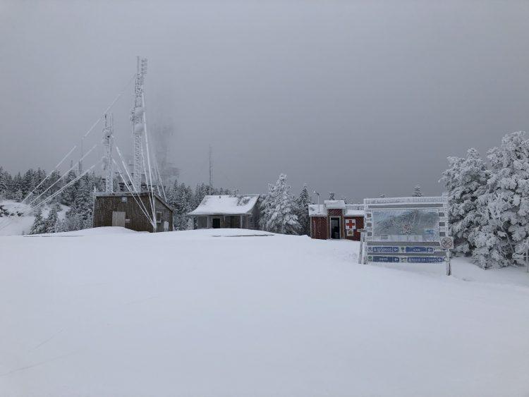 Mont Orford – Tout en beauté – 2 janvier 2020