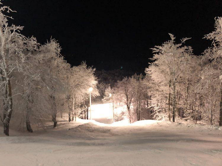 Bromont, montagne d'expériences – Belle soirée! – 30 janvier 2020