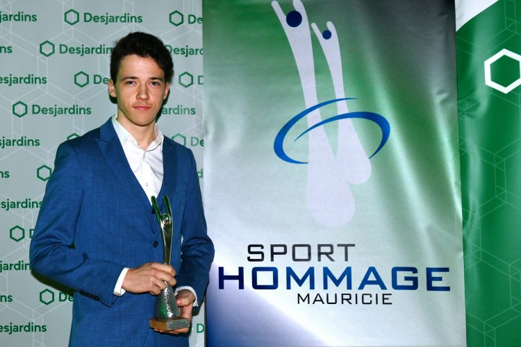 Gala Sport-Hommage Mauricie – Mathias Guillemette