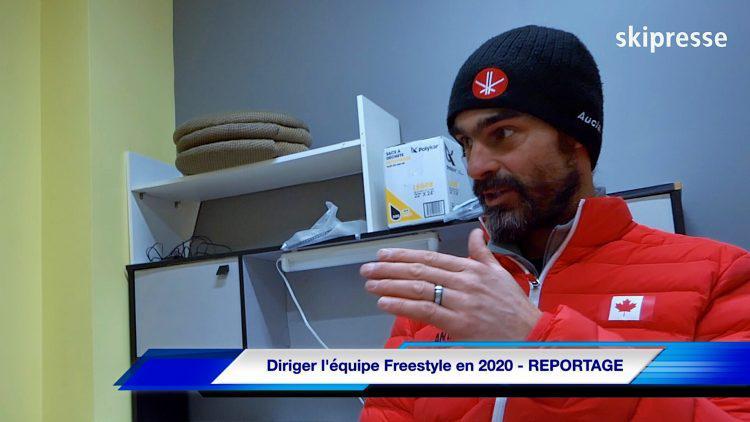Diriger l'équipe Freestyle en 2020 – REPORTAGE