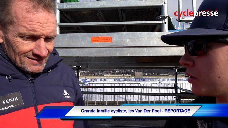 Grande famille cycliste, les Van Der Poel – REPORTAGE