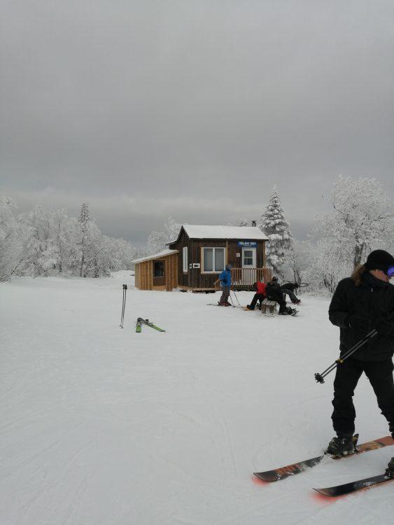 Parc du Mont-Comi – Royaume de la neige – 8 janvier 2020