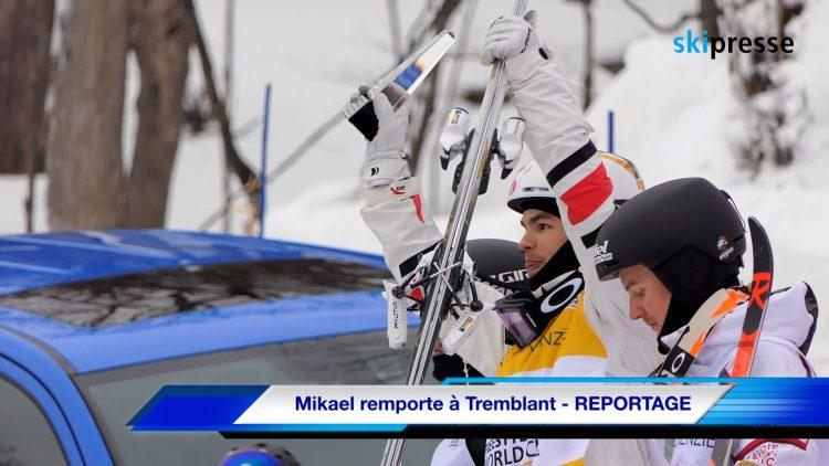 Mikael remporte à Tremblant – REPORTAGE
