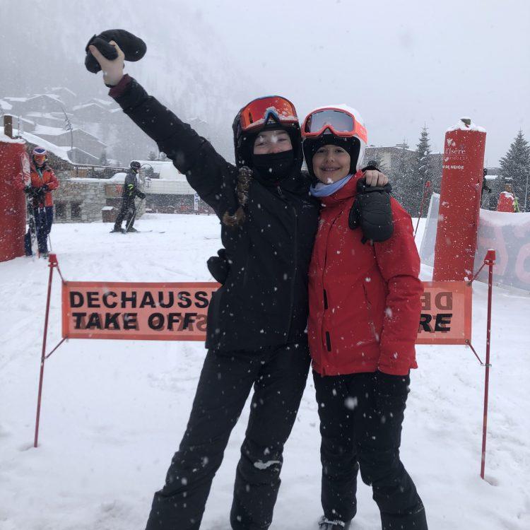Val-d'Isère – Ha que la neige a neigé -19 février 2020