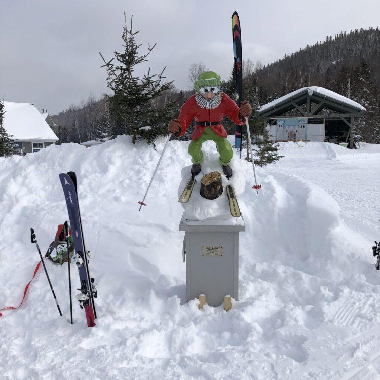 Mont Edouard – Une montagne en feu – 29 février 2020