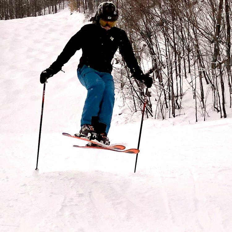 Bromont, montagne d'expériences – Fun pit stop – February 2, 2020