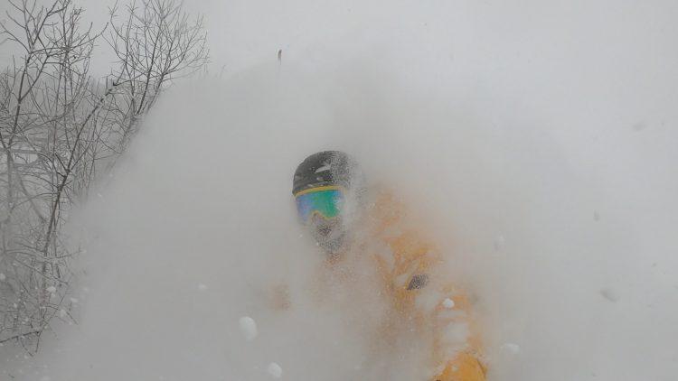 Ski Bromont – Journée de tempête – 7 février 2020