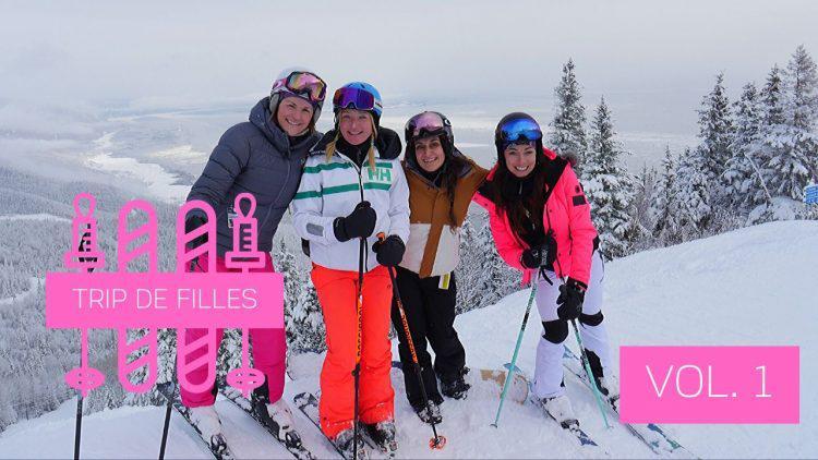 Le Massif de Charlevoix et l'Hotel et Spa Le Germain Charlevoix – Les meilleurs trips de filles Vol. 1 – 27 février 2020