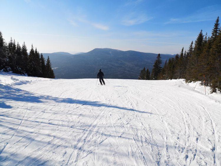 Mont Grand-Fonds – coup de coeur éternel! – 23 février 2020