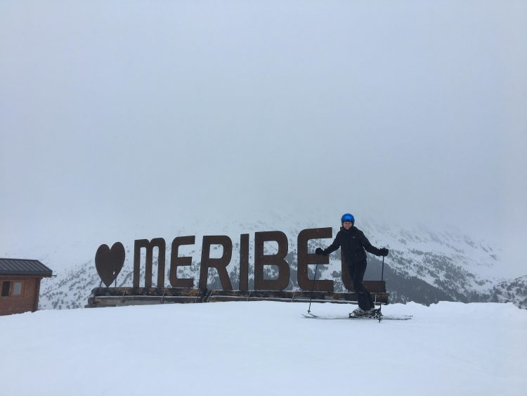 Les Menuires, France Jour 3 – Dancing… or skiing in the rain! – 2 février 2020
