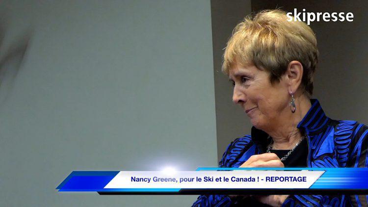 Grands Entretiens par Skipresse | Nancy Greene