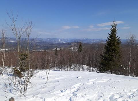 Mont Brillant Valcartier –  Du hors piste pour s'éclater – 24 février 2020