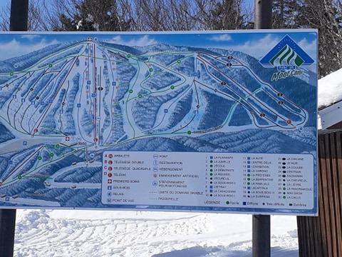 Mont Comi – Ski entre fleuve et montagnes – 26 février 2020