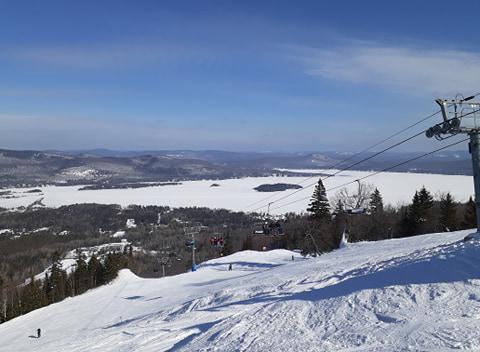 Ski La Réserve – Un avant-goût du ski de printemps – 22 février 2020