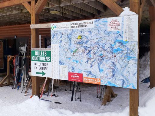 Mont Plante – Val David – Journée d'hiver idéale – 16 février 2020