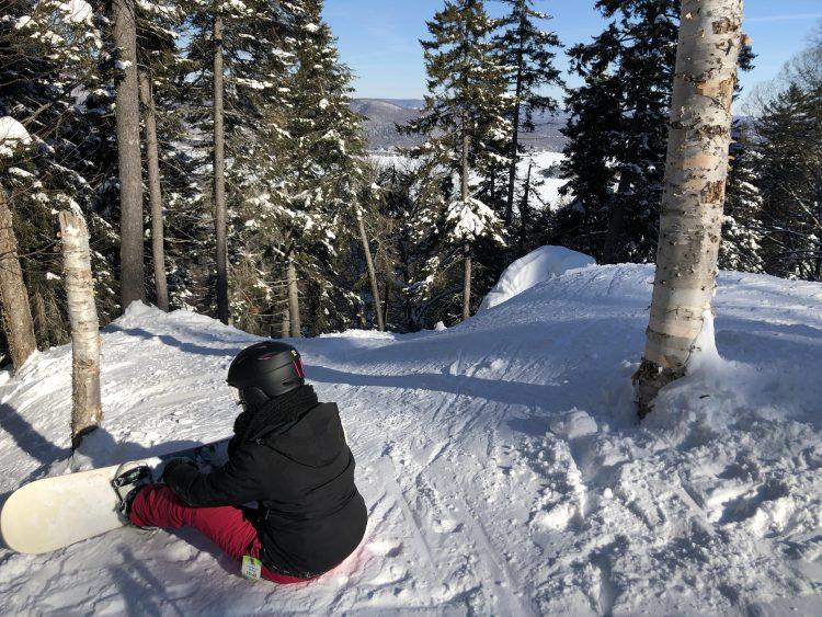 Ski La Réserve – un mont à découvrir – le 9 février 2020
