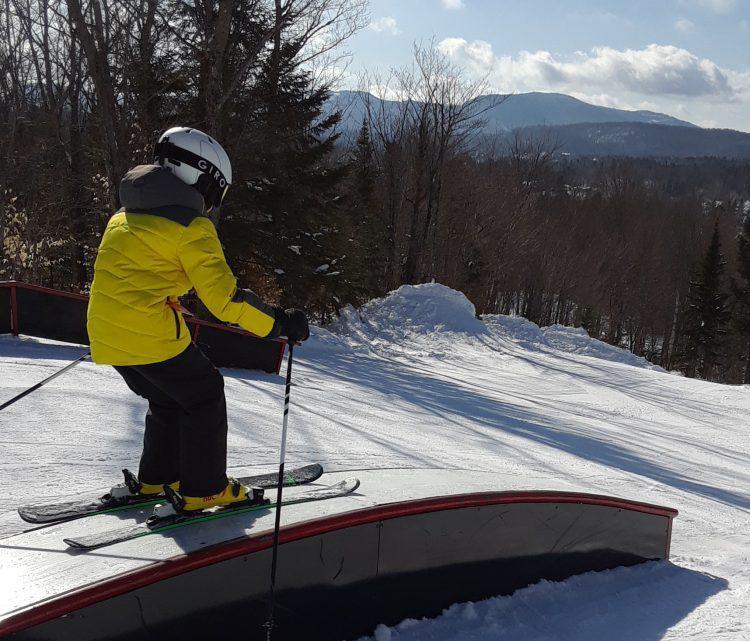 La marmotte avait-elle raison? Du ski de printemps à Garceau! – 3 mars 2020