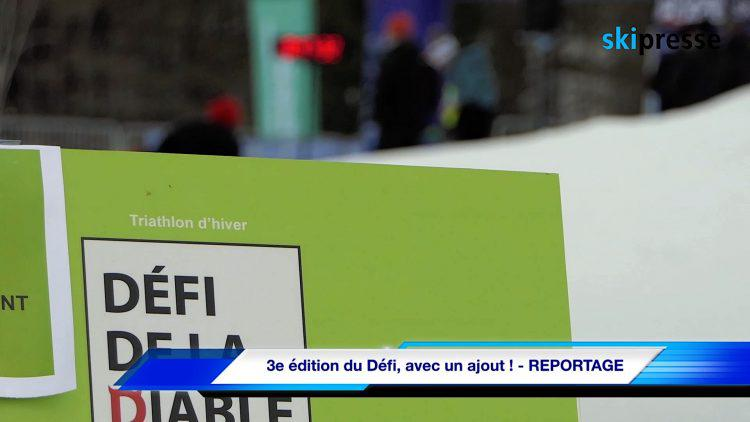 3e édition du Défi, avec un ajout ! – REPORTAGE