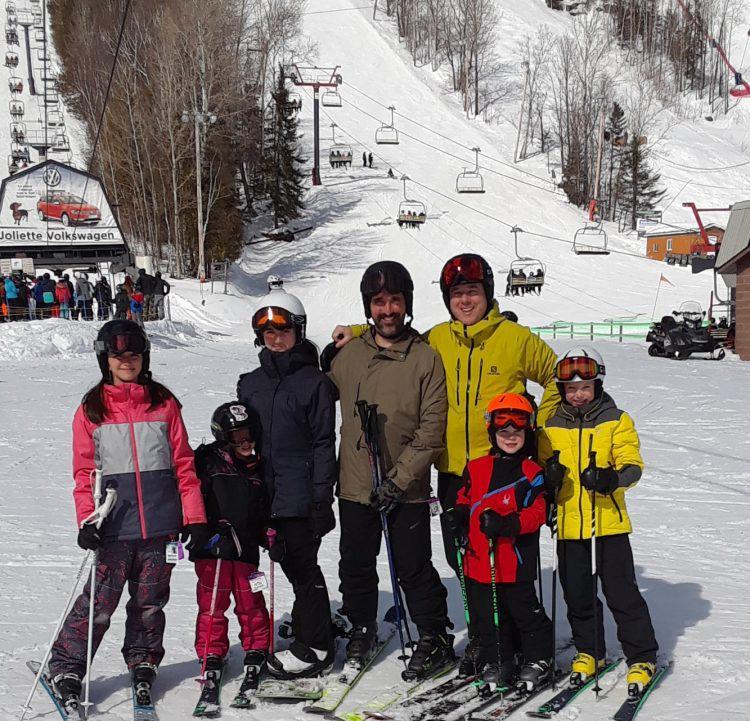 Val Saint-Côme – Belles découvertes et nouvelles amitiés … c'est aussi ça le ski! – 5 mars 2020