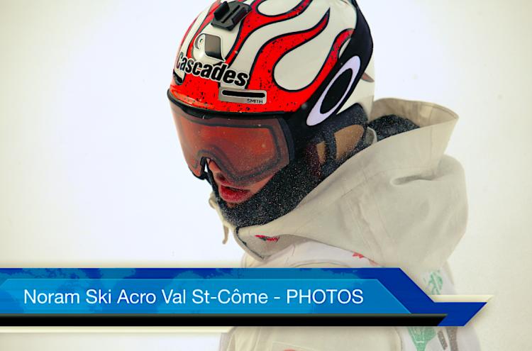 Championnats NORAM Val Saint-Côme – PHOTOS