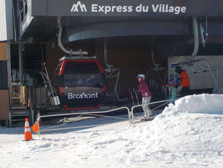 Bromont, montagne d'expériences –  On ne relâche pas sur la qualité pour la relâche – 5 mars 2020
