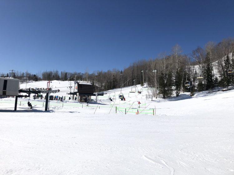 Val St-Côme – Terrain incroyable! – 7 mars 2020