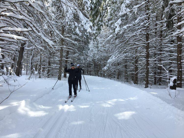 Ski de fond Montagne Coupée – Quand tout est parfait ! – 29 février 2020