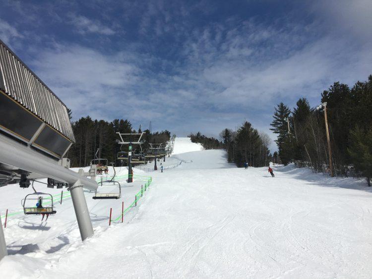 Val Saint-Côme – On avait la montagne juste pour nous ! – 8 mars 2020