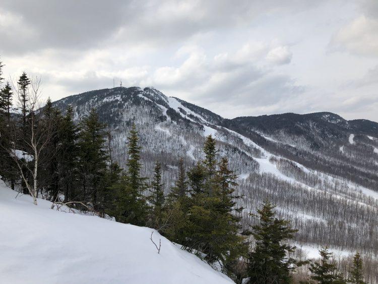 Mont Orford – Le début du ski de printemps! – 3 mars 2020