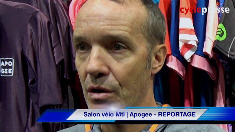 Salon vélo Mtl | Apogee – REPORTAGE
