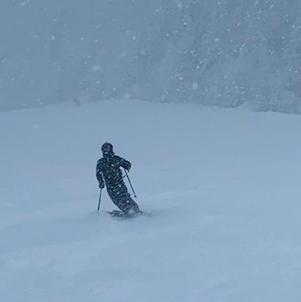 Snow Storm, Mont Tremblant, December 28, 2020