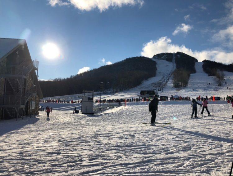 Ski et ski de randonnée pour clore cette année au Mont Orford