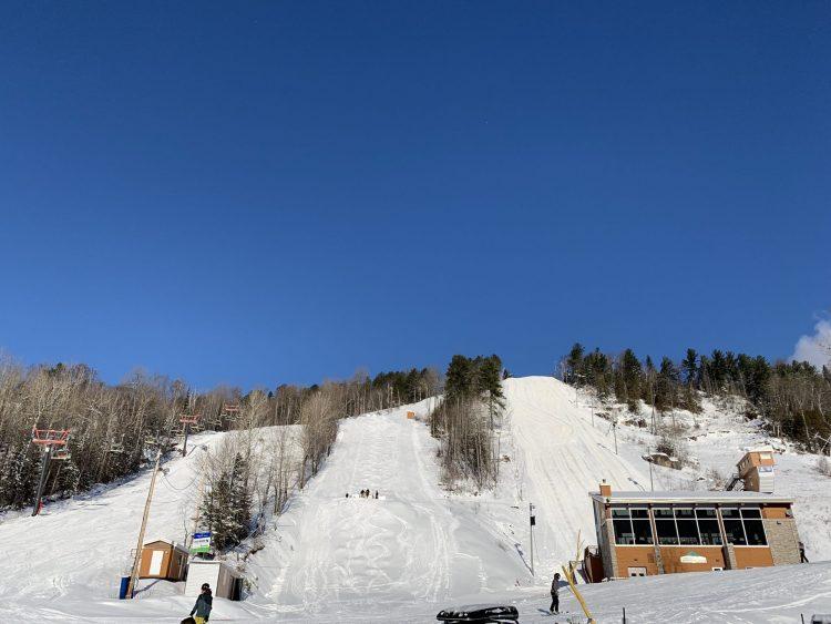 Val Saint-Côme – Bonne Année sous le soleil !