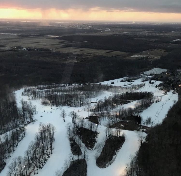 Ski St-Bruno – On s'occupe de vous! – 13 décembre 2020