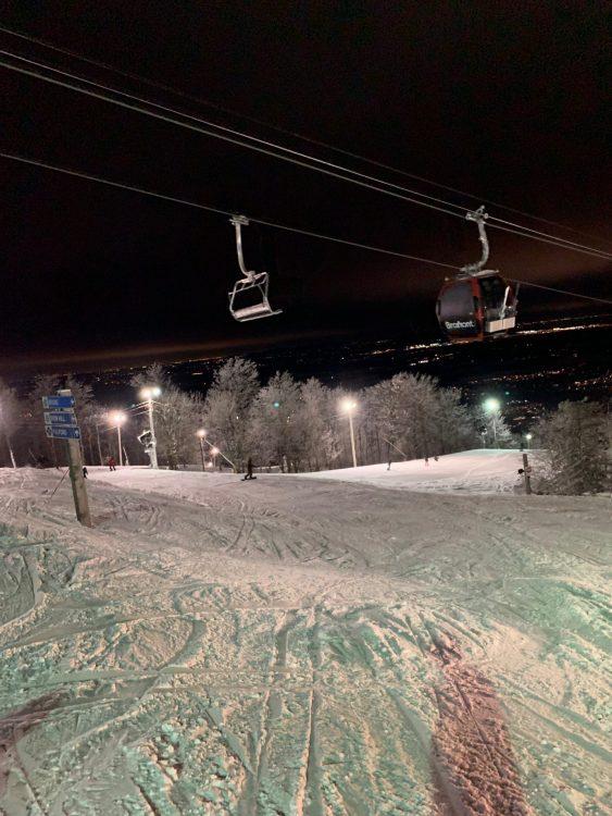 Soirée surprenante @ Ski Bromont