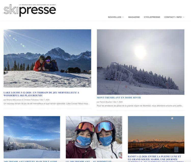 À l'aube de ses 35 ans, SkiPresse s'offre de nouveaux partenaires et accélère son développement numérique