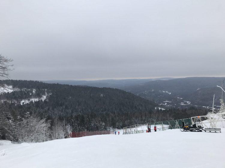 Val Saint-Côme – Le 1000 pieds nous attendait ! – 3 janvier 2021