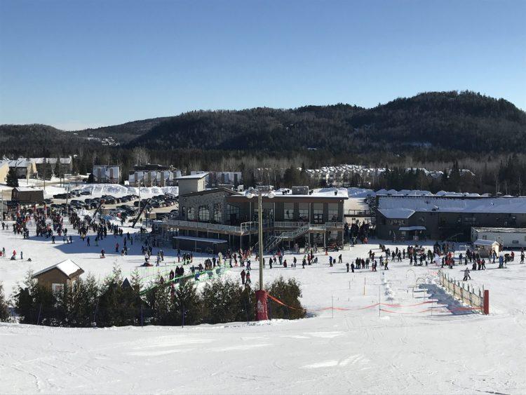 Val Saint-Côme – Au soleil en plein midi ! – 9 janvier 2021