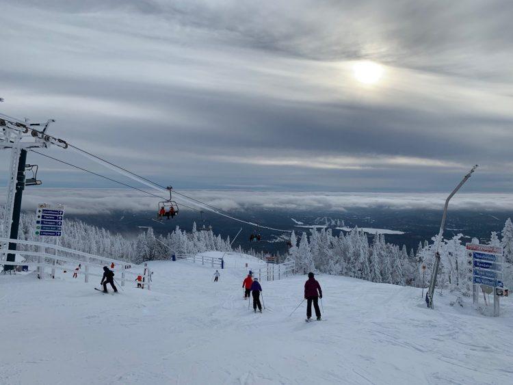 Bien terminer les vacances @ Mont Tremblant – 03012020