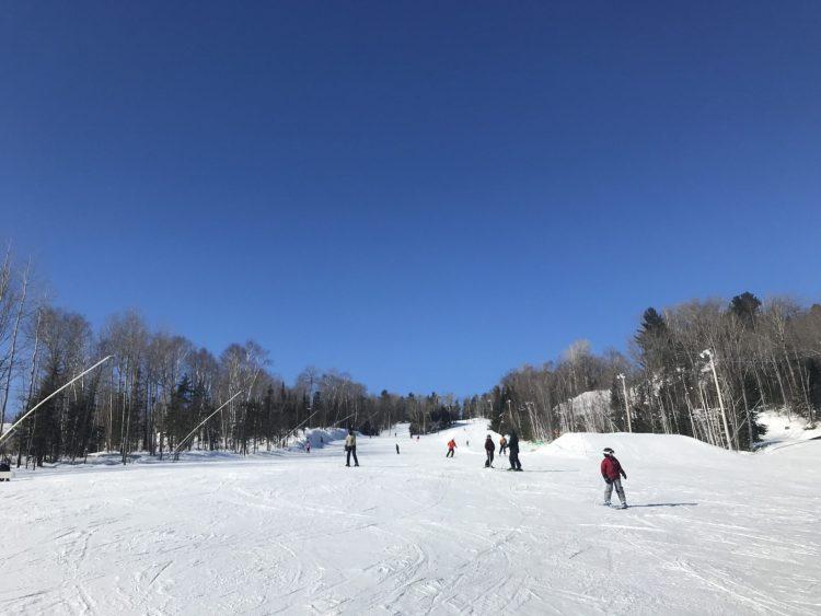 Val Saint-Côme – Des conditions simplement exceptionnelles ! – 31 janvier 2021