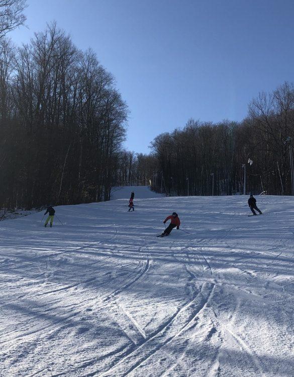 Ski Bromont – Débutons 2021 du bon ski le 1er janvier!