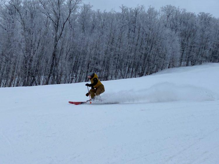 Yogi en ski @ Mont Blanc
