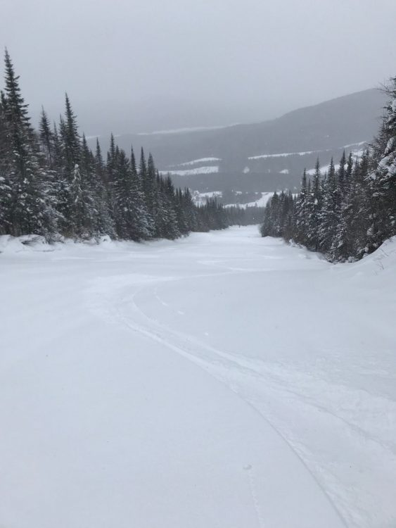 Jour 2 du safari ski Gendron au Québec – Valinouët le 16 février 2021
